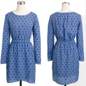 J. Crew Dresses & Skirts - J. C r e w • T u l i p - h e m • d r e s s • Sz 4