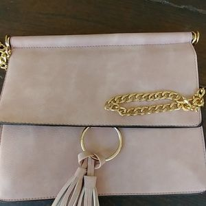 Handbags - Blush crossbody bag