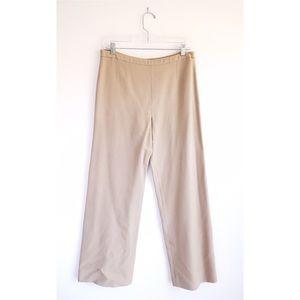 Giorgio Armani Pants - Giorgio Armani Fallow Beige Wool Pants size IT 42