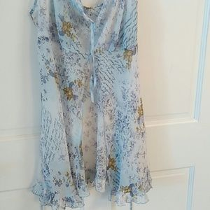 Sexy Floral Nighty