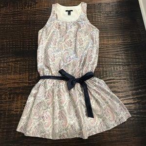 Mango Dresses & Skirts - MNG Paisley Print  Sleeveless Dress