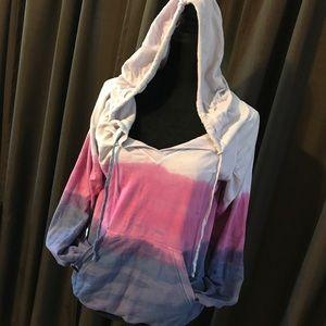 Hard Tail Tops - Sweet Hard Tail Skater Pullover Hoodie Sweatshirt