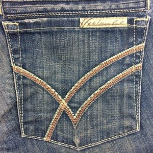 William Rast Denim - William Rast Savoy Regular Rise Trouser Jeans 29