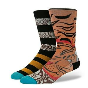 Stance Other - Stance Socks D. Wade Collection TURNT  NWT