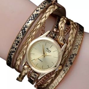 Sloggi Accessories - Watch/Bracelet Stylish with a modern look!