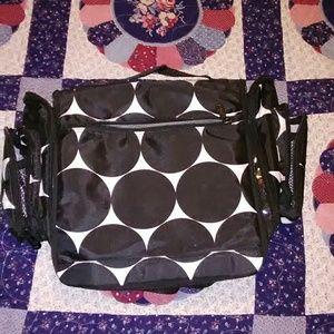 31 Handbags - Zip up travel toiletry bag