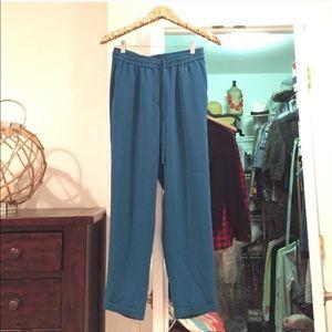 J. Crew Pants - J.Crew Drappy Pants size 0