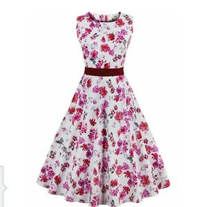 ReoRia Dresses & Skirts - Vintage 50s Style Swing Dress