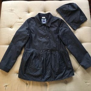 Cyrillus Other - Cute & chic rain Jacket from Cyrillus - size 12