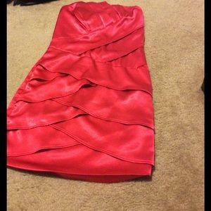 Iz Byer Dresses & Skirts - Beautiful Red Dress❤️