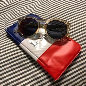 """Le Spec """"Cheshire"""" sunglasses"""