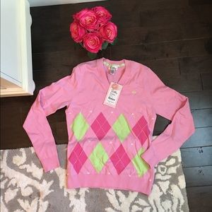 Lilly Pulitzer Tops - •{ Lilly Pulitzer sweater}•