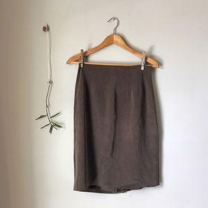 Silk skirt BRAND NEW