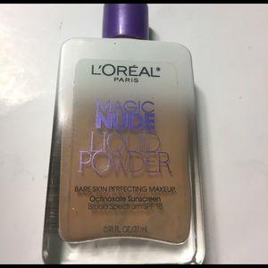 L'Oreal Other - L'Oreal Magic Nude Foundation