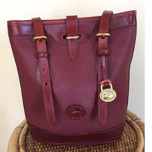 Dooney & Bourke Handbags - VINTAGE DOONEY AND BOURKE MINI BUCKET BAG