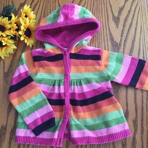 Gymboree Other - Gymboree Stripe Sweater. Size 3t