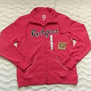 campus  drive Jackets & Blazers - NWT ladies Rutgers jacket