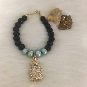 Jewelry - Handmade pineapple bracelet