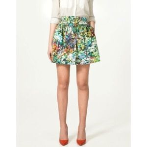 Zara Skirt Size Medium