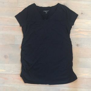 Liz Lange Tops - Maternity LIZ LANGE T-shirt Black