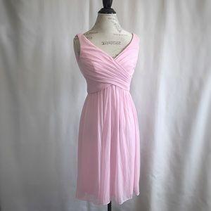 David's Bridal  Dresses & Skirts - Petal Pink Formal Dress