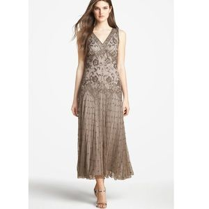 Pisarro Nights Dresses & Skirts - Gatsby Style Beaded Gown