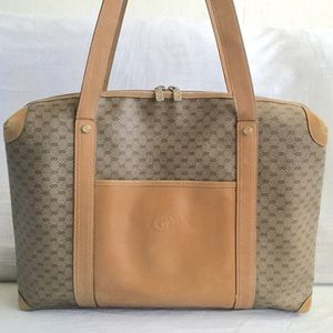 Gucci Handbags - 🌴Host Pick🌴Vintage Gucci Large Tote