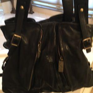 Handbags - Black leather bag Kooba