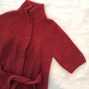 Lole Sweaters - 🆕 Lole Cropped Wrap Sweater