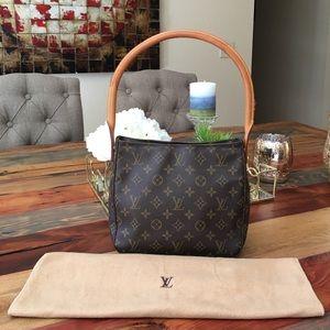 Louis Vuitton Handbags - 🔥SALE🔥AUTHENTIC LOUIS VUITTON LOOPING MM