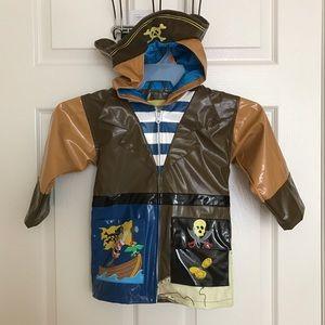 Kidorable Other - NWOT Kidorable rain coat