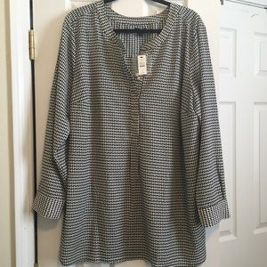 Talbots Tops - NWT Talbots Tunic Top