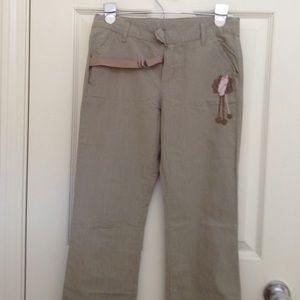 Ikks Other - IKKS girl's long pants
