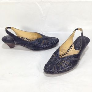 PIKOLINOS Shoes - Pikolinos Low Heel Slingback Pumps