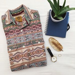 Urban Outfitters Other - Tribal Print Longsleeves