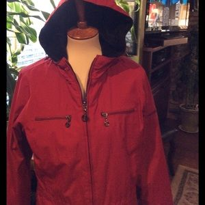 Free Country Jackets & Blazers - Free Country Reversible Rain Jacket Price Firm