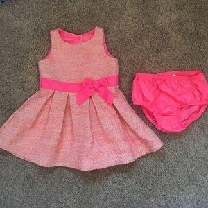 Cherokee Other - Bright pink girls dress