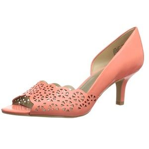 Bandolino Shoes - Bandolino Eireen D'Orsay Pump Medium Pink Sandals