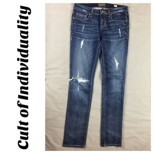 Cult of Individuality Denim - ⭐️DISTRESSED Cult of Individuality Skinny size 27