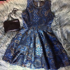 Ark & Co Dresses & Skirts - Ark & co fit and flare party dress size M