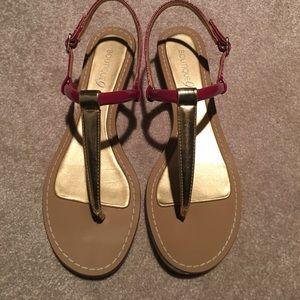 Boutique 9 Shoes - Never worn sandals!