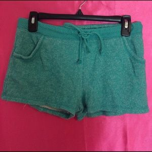 Energie Pants - ✨Turquoise workout shorts✨