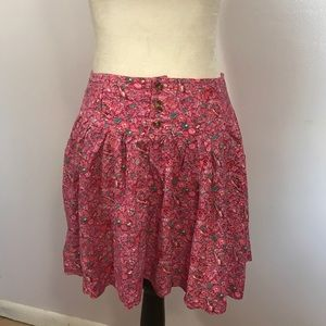 American Eagle Outfitters Dresses & Skirts - AEO Floral Viscose Skirt- Med NWOT