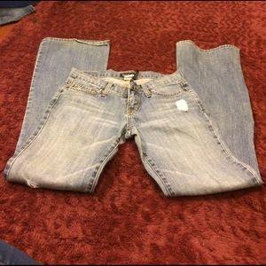 ALLOY Denim - Truck Jeans size 3