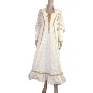 Jessica McClintock Dresses & Skirts - ✳️FLASH SALE✳️Vintage 1960's gunne sax dress