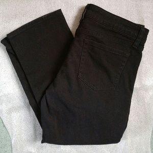 Uniqlo black slim fit jeans