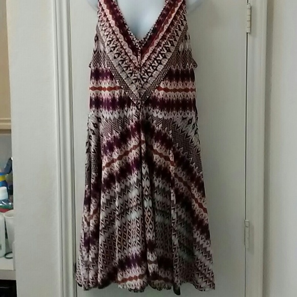 Jessica Simpson Dresses - Jessica Simpson Nicola sunburst Dress plus size 2x