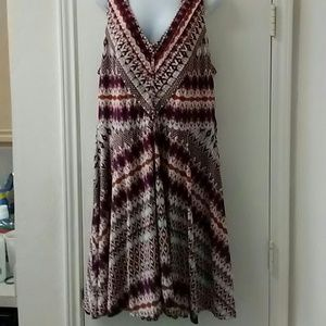 Jessica Simpson Dresses & Skirts - Jessica Simpson Nicola sunburst Dress plus size 2x