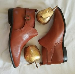 Gorgeous Vintage Leather Boots