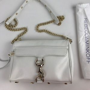 Rebecca Minkoff Handbags - Rebecca Minkoff Mini Mac Convertible Crossbody